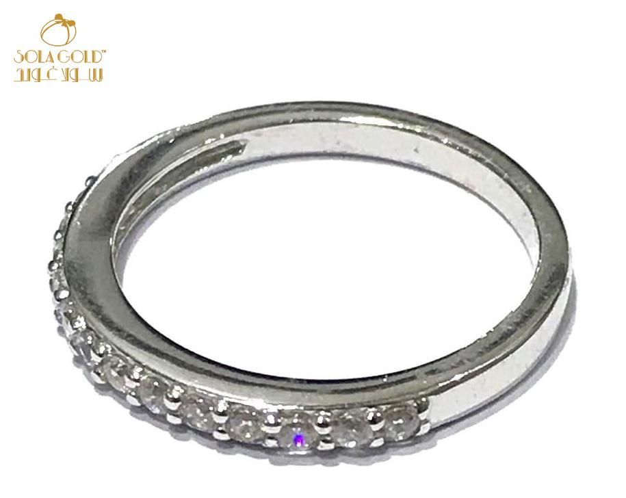 REAL SILVER RING 925 (SIZE-6.5)